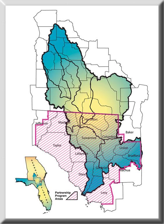 Suwannee River Basin Wwals Watershed Coalition Suwannee Riverkeeper