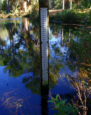 Wekiva Water Level Gage