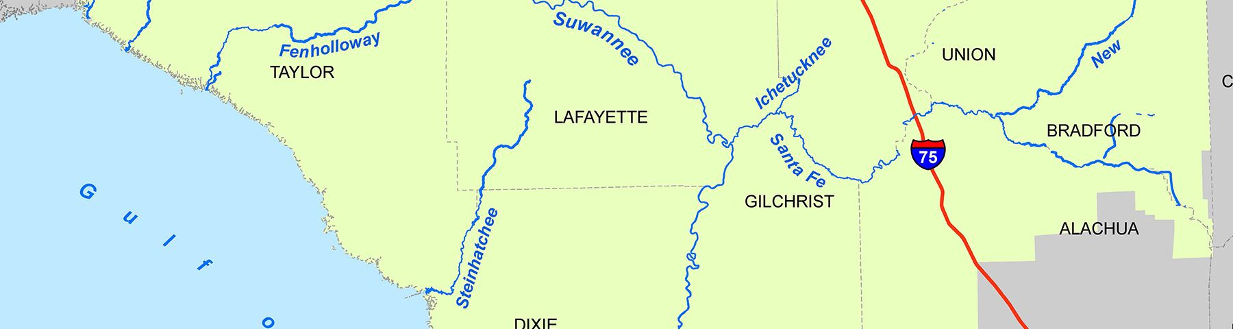 Groundwater Levels | Suwannee River Water Management District
